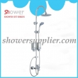 SH-4053 Chrome Shower Set With
