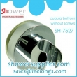 SH-7527 Simple Chromed Shower Head