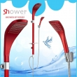 Leelongs Bathroom Rain Shower Set