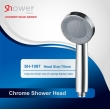 SH-1087  ABS Chromed Hand
